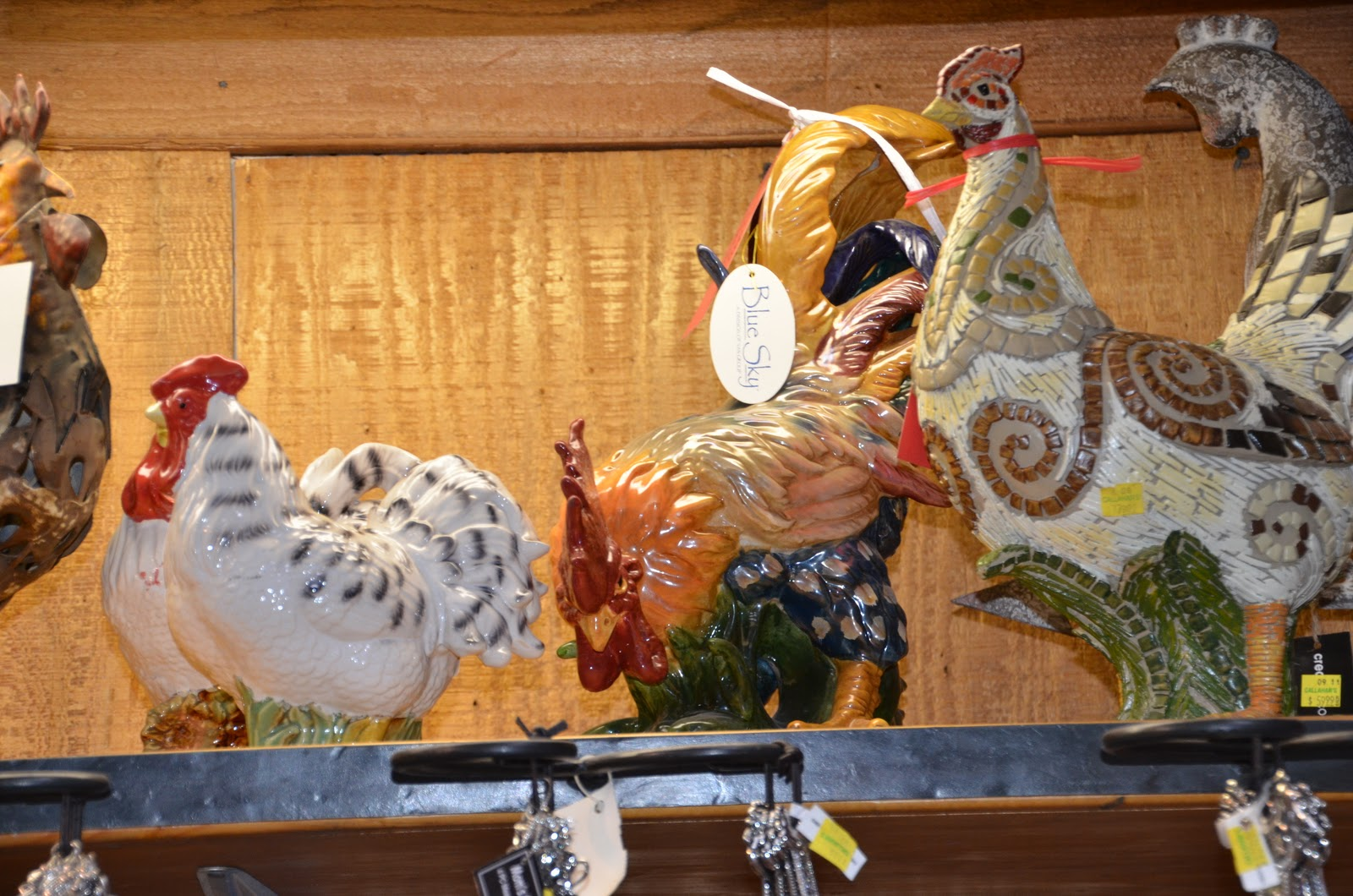 chicken decor for kitchen wall mount faucet rooster photo 1 ideas