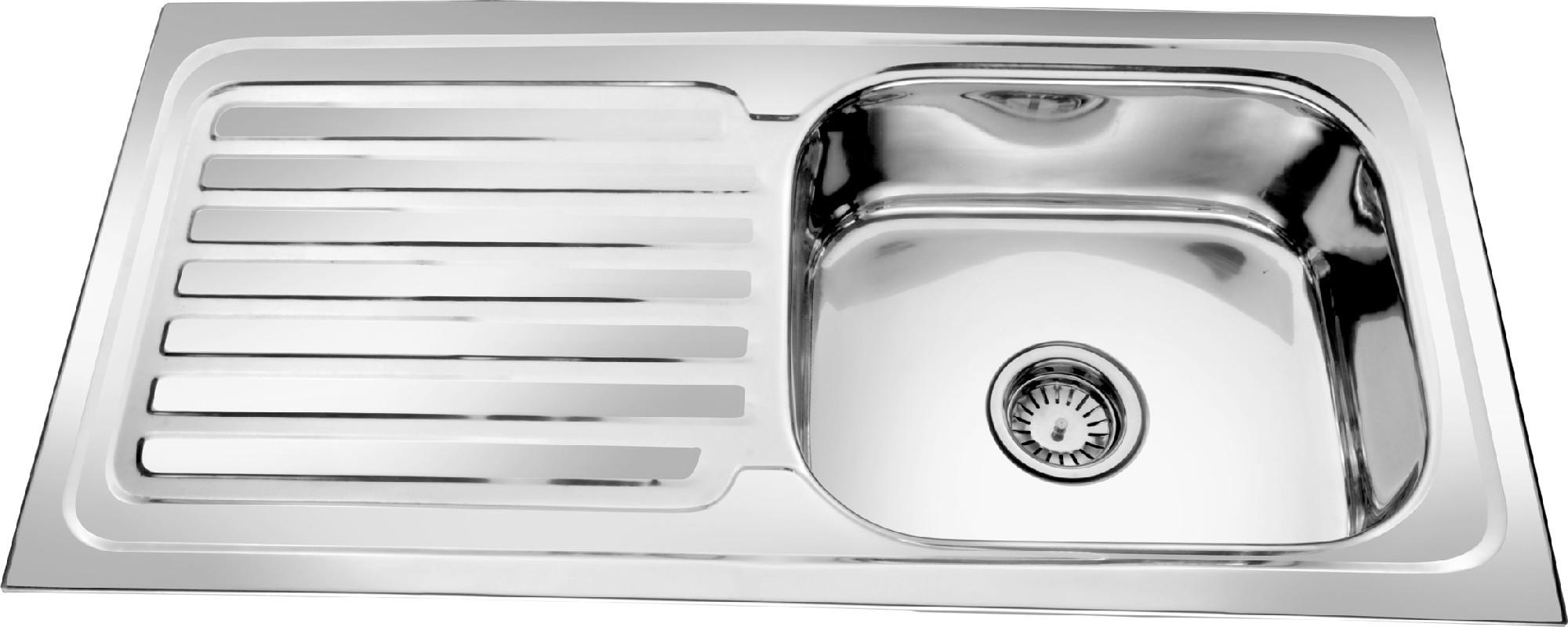 kitchen sinks with drain boards dinette sets sink board ideas