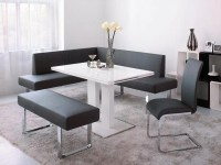 Kitchen table with bench seating Photo