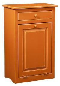 Kitchen trash can storage cabinet     Kitchen ideas