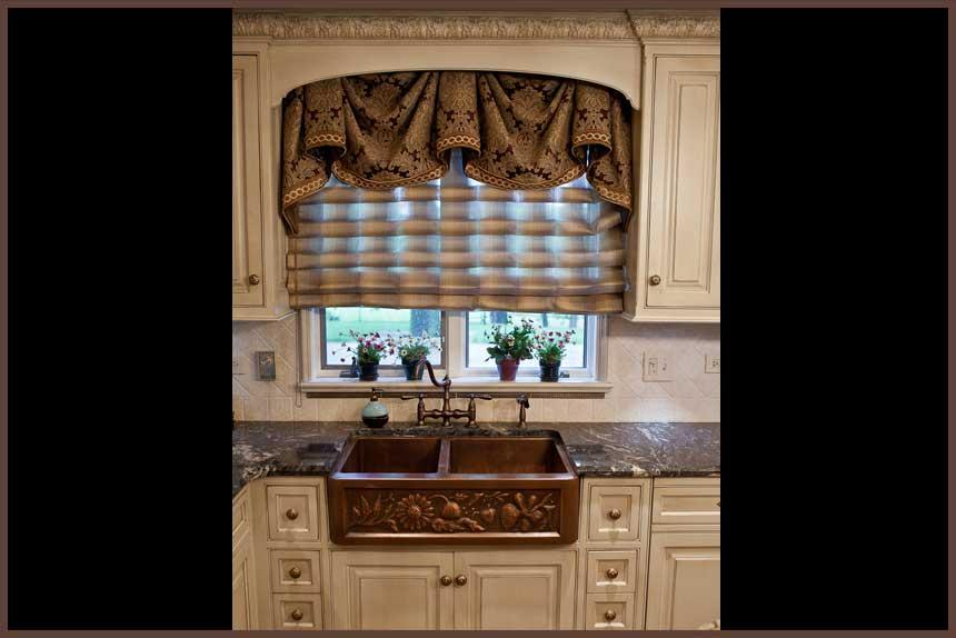 Kitchen Window Treatments Kitchen Ideas