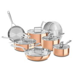 Kitchen Aid Cookware Barn Sinks For Kitchenaid 12 Piece Set Photo 11 Ideas
