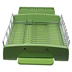 Kitchen Dish Drying Mat Rustic Hutch Kitchenaid Rack | Ideas