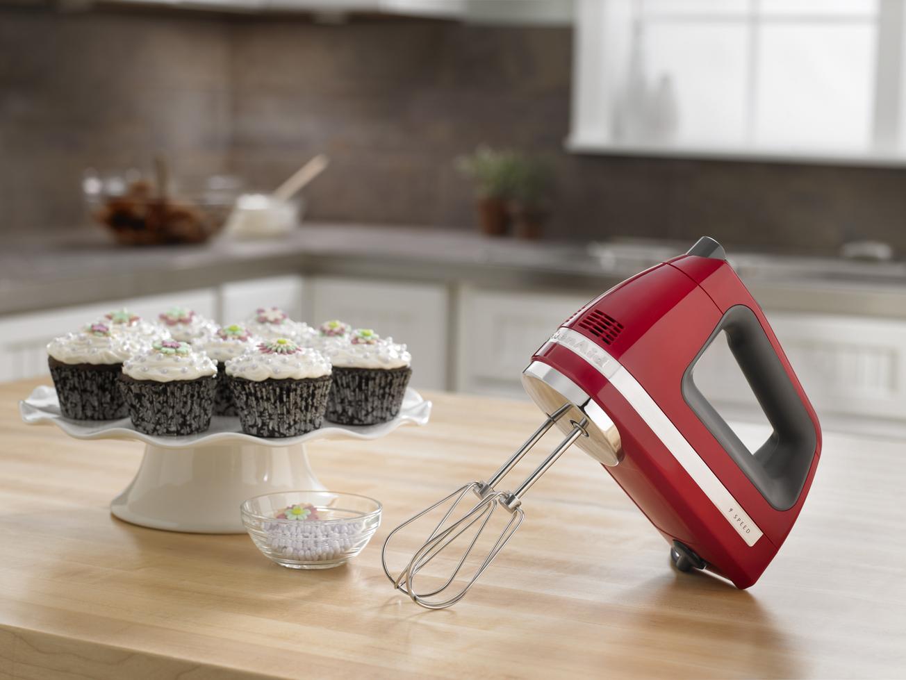 kitchen aid hand mixer large wall clocks kitchenaid handmixer ideas
