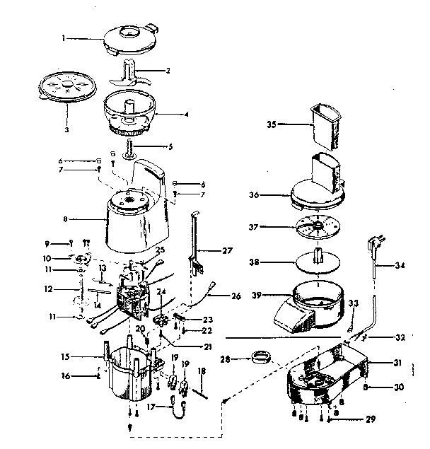 Image Of Food Mixer Drawing Foodmixer icons Noun