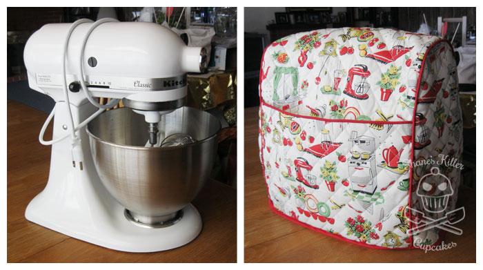 Kitchenaid stand mixer cover   Kitchen ideas