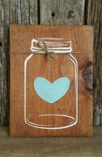 Mason jar kitchen decor Photo - 4 | Kitchen ideas