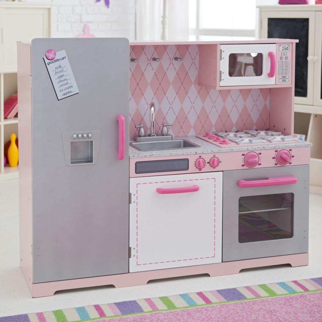 kidkraft white table and chairs chair rentals phoenix pink kids kitchen | ideas