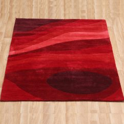 Large Kitchen Rugs French Table Red Floor Home Decor