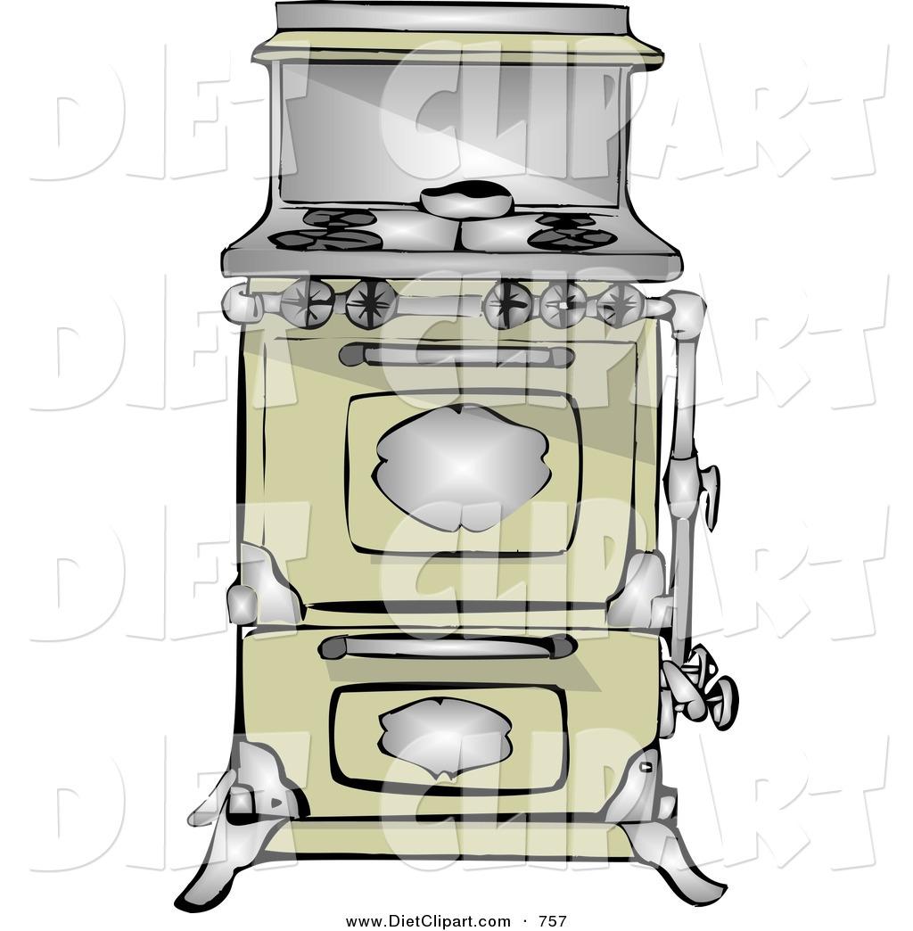 retro kitchen stoves subway tile in stove ideas