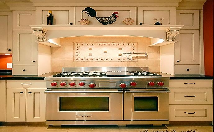 kitchen aid appliances restoring cabinets rooster decor | ideas
