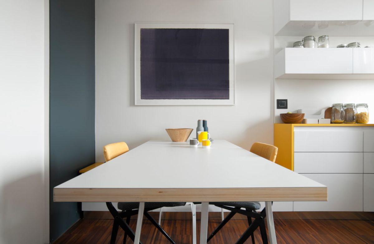 Small Apartment Kitchen Table Kitchen Ideas