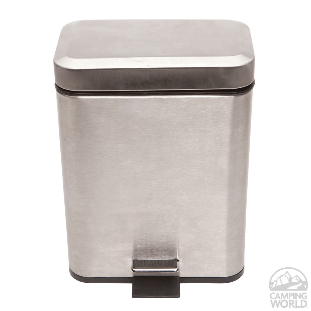 tall small kitchen table one piece stainless steel trash can   ideas