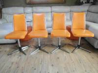 Swivel kitchen chairs