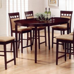 Wooden Kitchen Table Sets Professional Home Appliances Tall And Chairs | Ideas