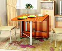 Tall kitchen tables for small spaces