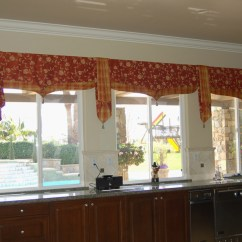 What Color Cabinets For A Small Kitchen Refrigerator Tuscan Style Curtains | Ideas