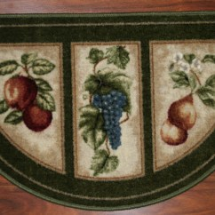 Fruit Kitchen Curtains Lowes Flooring Washable Area Rugs | Ideas