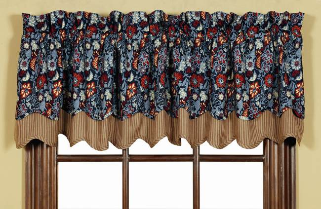 kitchen aid appliances red cherry cabinets waverly curtains and valances | ideas