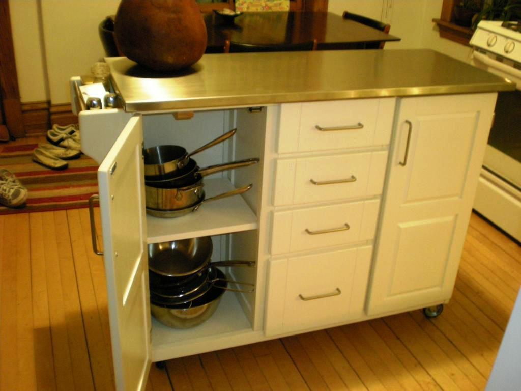 white kitchen island cart cabinet door knobs ideas 10 photos to