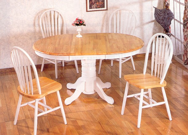 small round kitchen table sets the best way to clean cabinets white pedestal   ideas