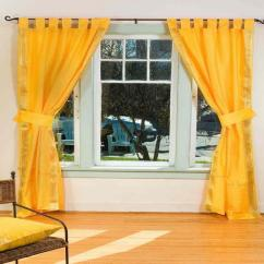 Red Retro Kitchen Chairs Outdoor High Table And Perth Yellow Curtains Valances | Ideas
