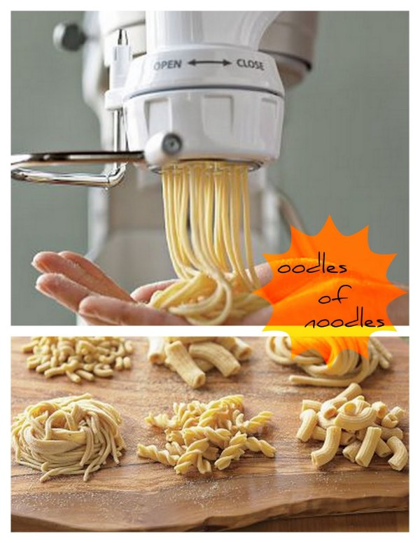 20 Kitchenaid Noodle Maker Pictures And Ideas On Meta Networks