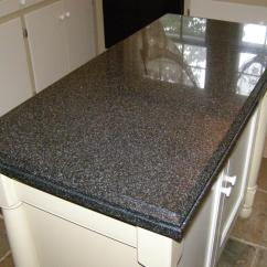 Granite Top Kitchen Island Equipment Used Cart With Ideas