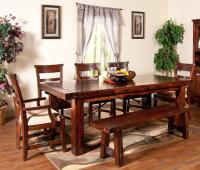 Kitchen table with bench and chairs | | Kitchen ideas