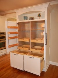 Large kitchen pantry cabinet | | Kitchen ideas