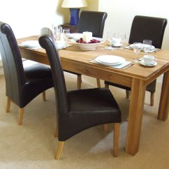 Oak Kitchen Table Sets Cabinet Drawers Set Ideas