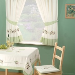 Short Kitchen Curtains Lights Hanging Ideas 10 Photos To