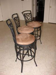 Wrought iron kitchen table | | Kitchen ideas