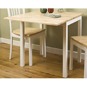 Perfect little tables for small kitchen spaces