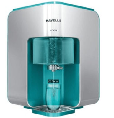 Havells Maxx Water Purifier is a revolutionary water purifier from the house of Havel.