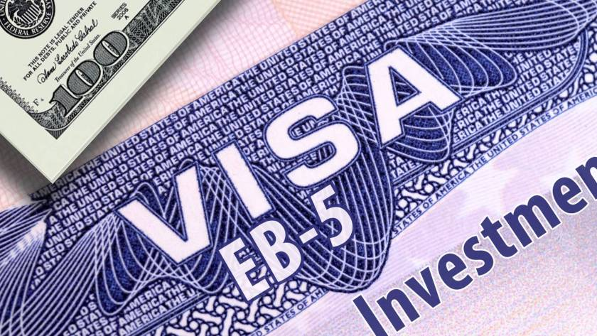 EB-5 investment visa and green card