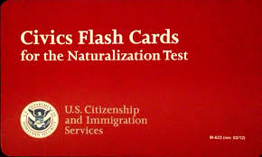 Naturalization Civics Test Answer Updates | 公民考试回答更新