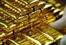 Harga emas jatuh dua bulan berturut-turut
