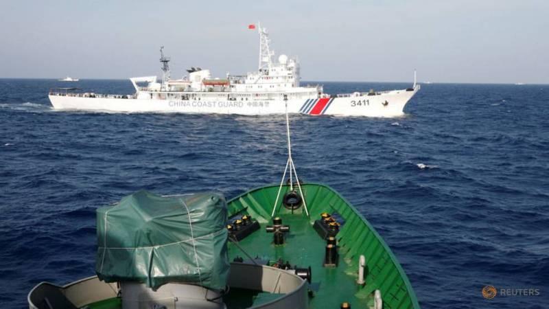 Sah kapal CCG ceroboh perairan Malaysia