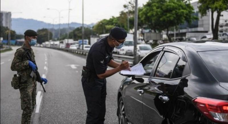 'Road block' di Selangor akan dipertingkat sepanjang tempoh PKP