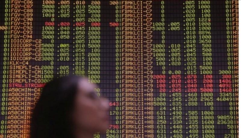 Bursa Malaysia dan Ringgit dibuka lemah menjelang 'lockdown' esok