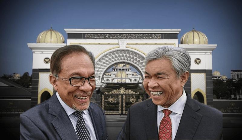 Audio Presiden UMNO 'Berkomplot' Dengan Anwar Bocor, Zahid Buat Laporan Polis — MYKMU.NET