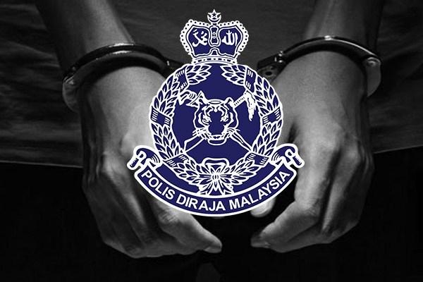 Dua ditahan sebar berita tidak sahih