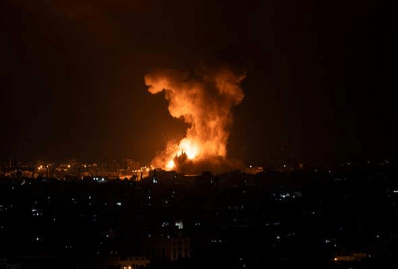 [VIDEO] Tentera Zionis lancar serangan ke atas Gaza, 9 maut termasuk kanak-kanak