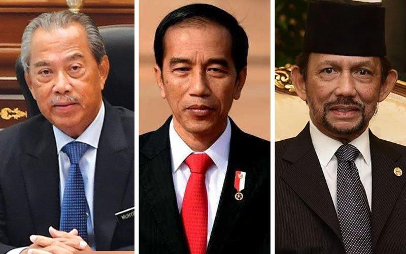 Malaysia, Indonesia, Brunei seru gencatan senjata Israel-Hamas