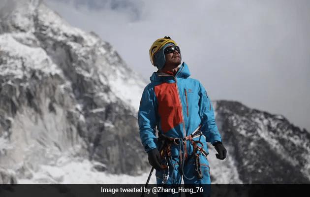 Pendaki Buta China Berjaya Takluki Gunung Everest. [VIDEO]