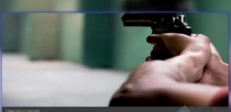 Serang bekas isteri kerana cemburu dengan melepaskan tembakan