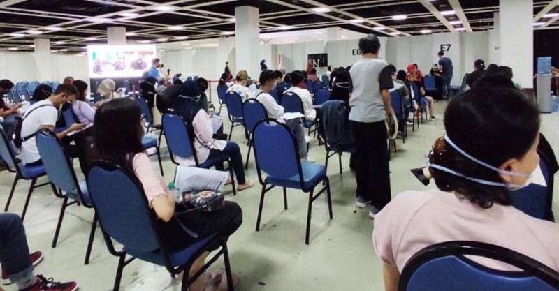 Vaksinasi AstraZeneca: Waktu janji temu di WTCKL, IDCC esok dijadual semula