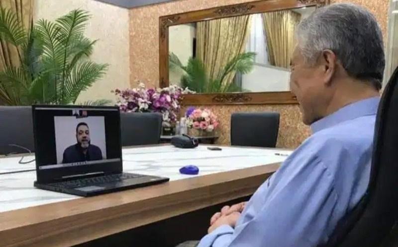 Zahid sampaikan salam, sokongan rakyat Malaysia kepada Palestin