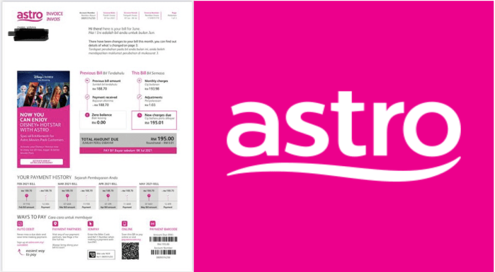 ASTRO: Berihsanlah Dengan Pelanggan